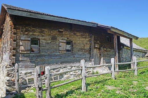 Walserhaus, Town Hall, Alp, Palfris