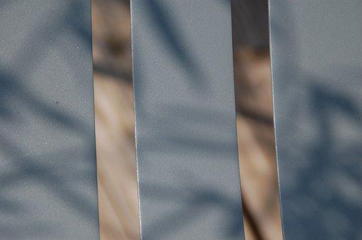 Shadows, Bars, Vertical