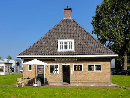 Badhuis, Vogeldorp, Amsterdam, Building, House