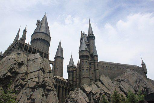 Usj, Hogwarts, Harry Potter, Architecture, Castle