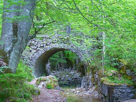 Bridge, Stone Bridge, About, Stone