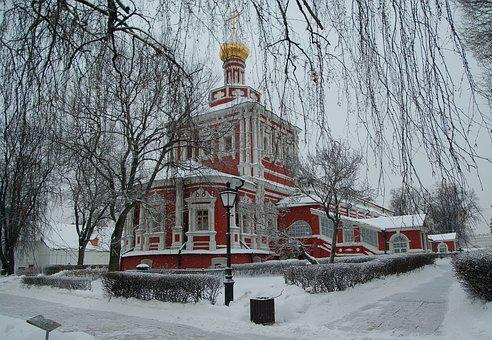 Moscow, Architecture, Convent, Orthodox