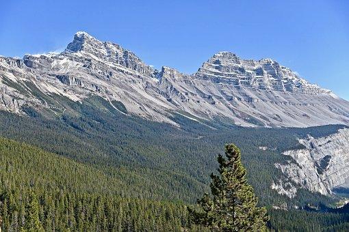 Mountains, Wilderness, Landscape, Scenic, Peaks