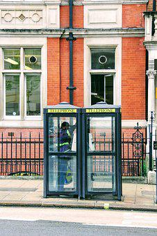 Phone Booth, Telephone House, Dispensary, Telephone