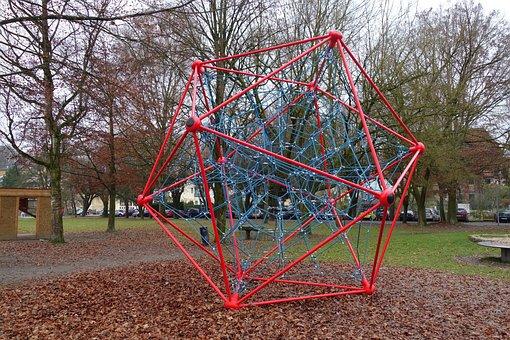 Icosahedron, Space Geometry, Polyhedron, Geometry