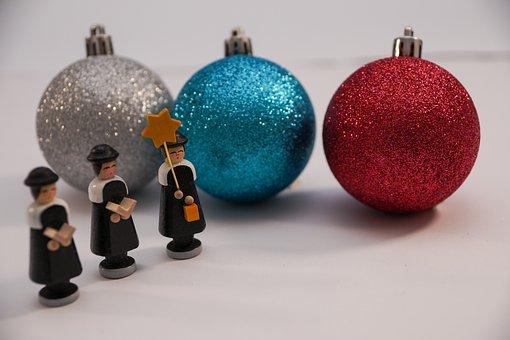 Christmas, Carolers, Singer, Singers, Star, Advent