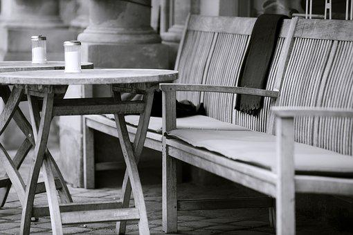 Table, Wood, Cafe, Rustic, Wooden Table