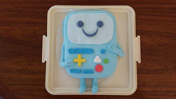 Bmo Cake, Bmo, Adventure Time