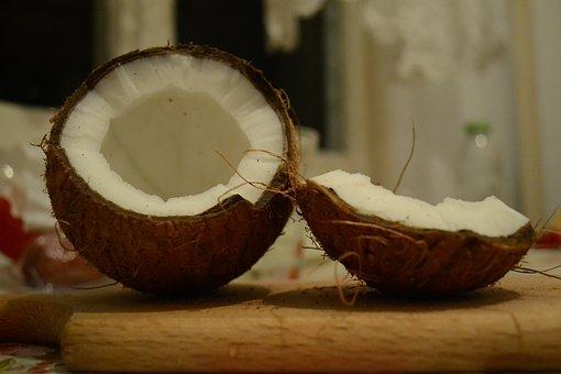 Coconut, Nut, Exotic