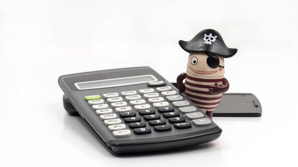 Calculator, Tax Reform, Treasury Secretary