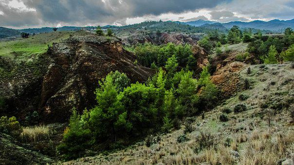 Canyon, Landscape, Nature, Mountain, Geology, Scenic