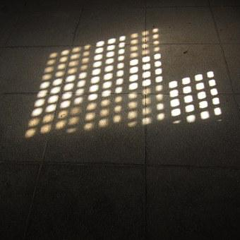 Shadow, Light, Grid, Windows