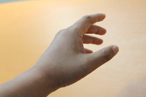 Man, Hand, Shuki
