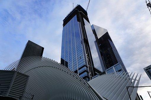 New York, Building, Usa, Manhattan