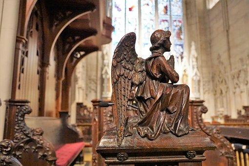 Angel, Church, New York