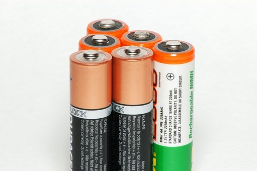 Battery, Energy, Supply Means, Charging, Source