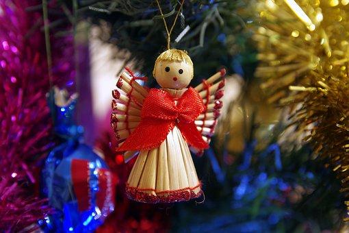 Christmas Tree, Christmas, Christmas Decorations
