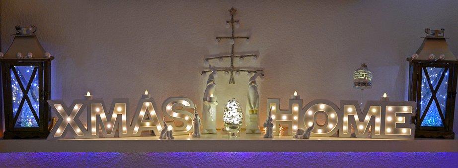 Christmas, Christmas Decoration, Christmas Decorations