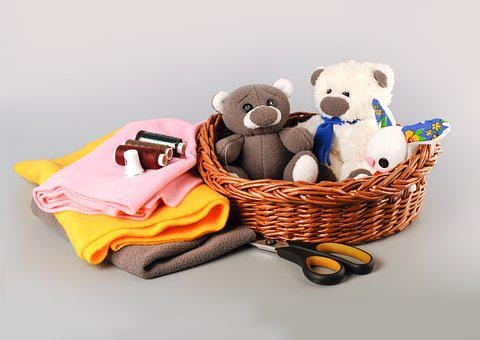 Toys, Dolls, Crafts, Kids, Game, Childhood, Joy, Bear