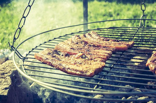 Barbecue, Meat, Fire, Grill, Grilled Meats, Grilling