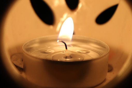 Candle, Fire, Light, Flame, Wax, Candlelight, Glowing
