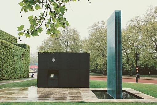 London, Memorial, In Commemoration
