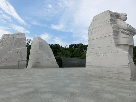 Martin Luther King Jr, National Memorial