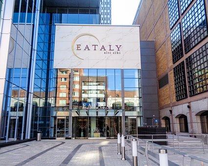 Boston, Massachussets, Eataly, Architecture, Attraction