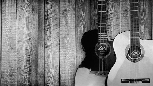 Guitar, Wood, Instrument, Strings, Music