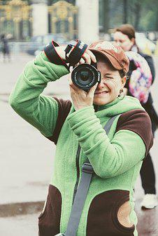 Photographer, Photograph, Camera, Lens, Photography