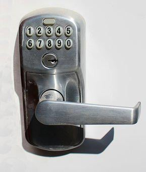 Lock, Combination, Security, Safety, Protection, Safe