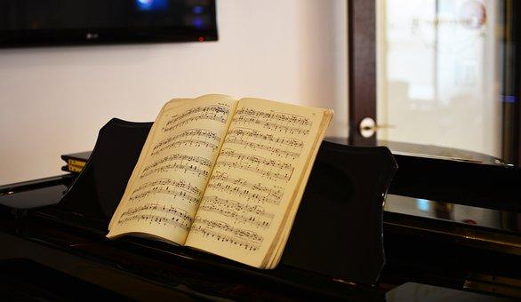 Sheet Music, Piano, O Prophet, Instrument, Indoor