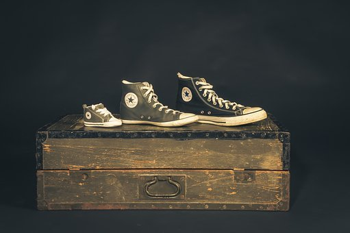 Converse, Sneakers, Chuck's, Shoes, Sports Shoes