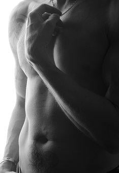 Man, Body, Male, Muscles, Tattoo, Tattoos, Male Figure