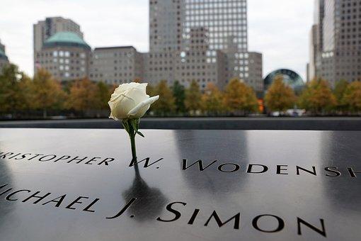 Ground Zero, New York, Usa, Manhattan, America