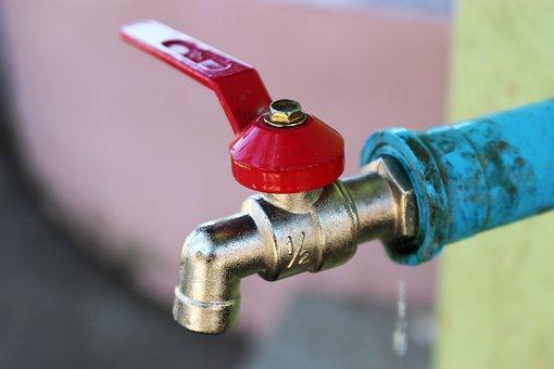 Water Tap, Valve, Water, Tap, Faucet, Pipe, Plumbing