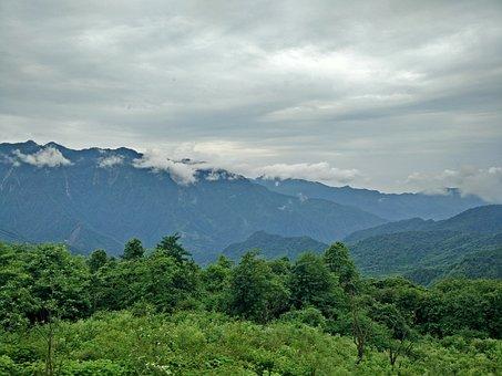 High Spot, Nature, West Snow Hill, Chengdu, China
