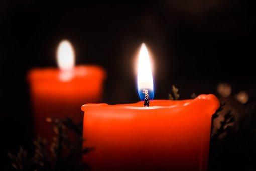 Candle, Advent, Christmas, Christmas Time, Light