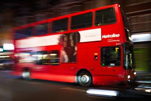 London, England, British, City, Tourism, Uk, Red Bus