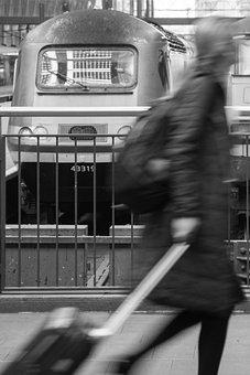 Person, Crossing, People, Road, Street, Traffic