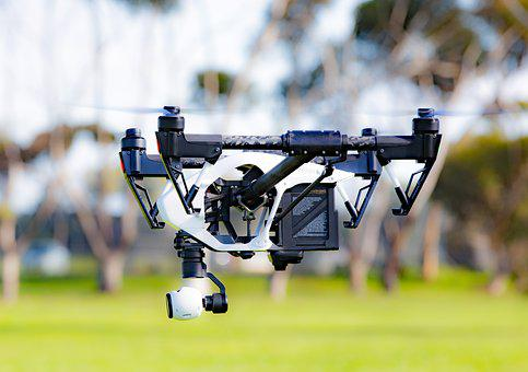 Drone, Aerial, Technology, Remote, Fly, Camera