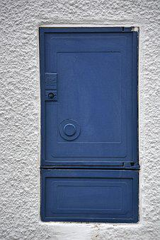 Electricity, Blue, Electric, Edf Closet, Security