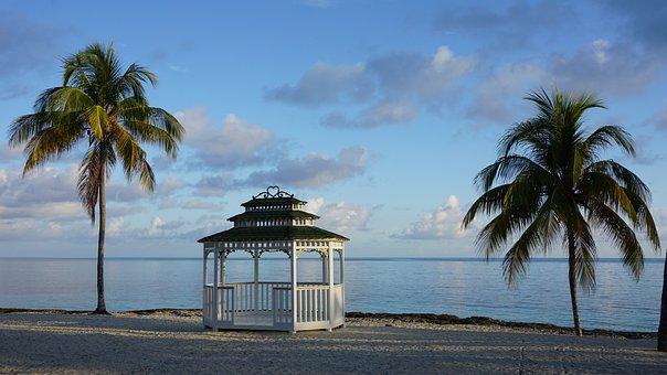 Cuba, Guardalavaca, Beach, Caribbean, Resort, Honeymoon
