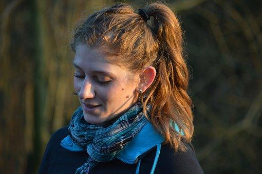 Woman, Jogging, Lifestyle, Sport
