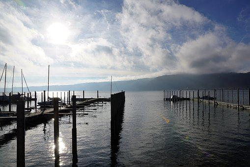 Lake Constance, Lake, Water, Nature, South, Germany