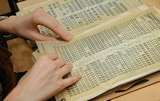 Letters, Rubbel Letters, Old, Font, Pages, Old Paper