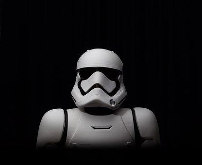 Star Wars, Science Fiction, Storm Trooper, Space, Helm