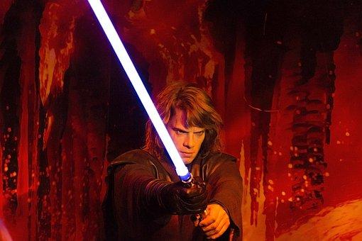 Anakin, Star Wars, Lightsaber, Laser Sword