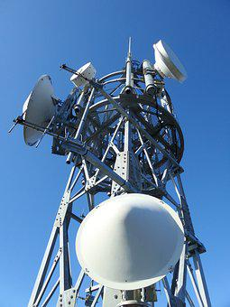 Antenna, Gsm, Mobile, Broadcast, Tower, Cellular