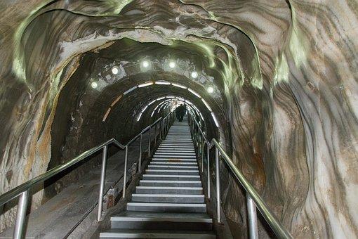 Turda Salt Mine, Salt, Cave, Salina Turda, Mine
